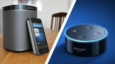 Amazon Alexa sbarca su Sonos One e Beam