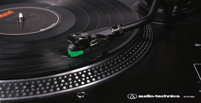 Audio-Technica presenta il nuovo giradischi AT-LP120X USBH