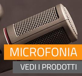 scegli il tuo microfono preferito