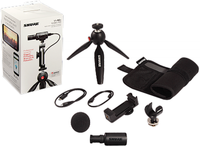 Shure lancia MV88+ Video Kit
