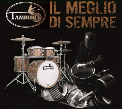TAMBURO Drums DAY